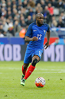 Lassana Diarra (Olympique de Marseille) (FRA) during the International Friendly Game 2016 football (soccer) match between France and Russia on March 29, 2016 at Stade de France in Saint Denis, France - Photo Stephane Allaman / DPPI