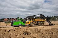 Volvo crawler excavators, Netherlands