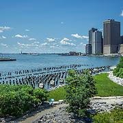 Brooklyn Bridge Park. Photo by Alabastro Photography.