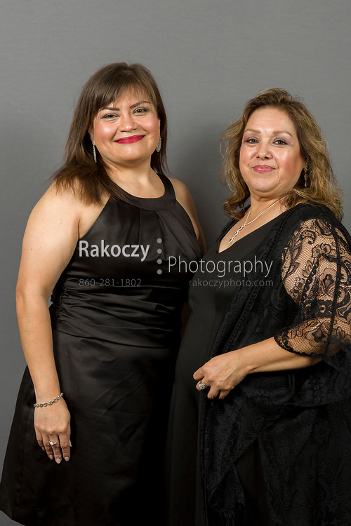 Carolyn Valdez (left) and Christine Hernandez (right)