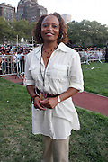 Deputy Brooklyn Borough President Yvonee Graham at The 26th Annual Martin Luther King Concert Series held at Wingate Field in Brooklyn, NY on August 4, 2008..The Martin Luther King Jr. Concert Series is celebrating its spectacular 26th season with a star-studded line-up of gospel, classic soul, contemporary, Caribbean and R&B artists.