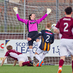 Stenhousemuir v East Fife | Scottish League One Play Off | 9 May 2015