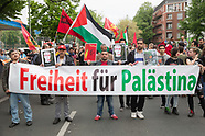 Nakba day protest in Berlin