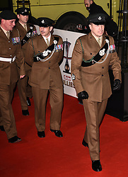 The Sun Military Awards held at The Guildhall, Gresham Street,  London on Wednesday 14  December 2016