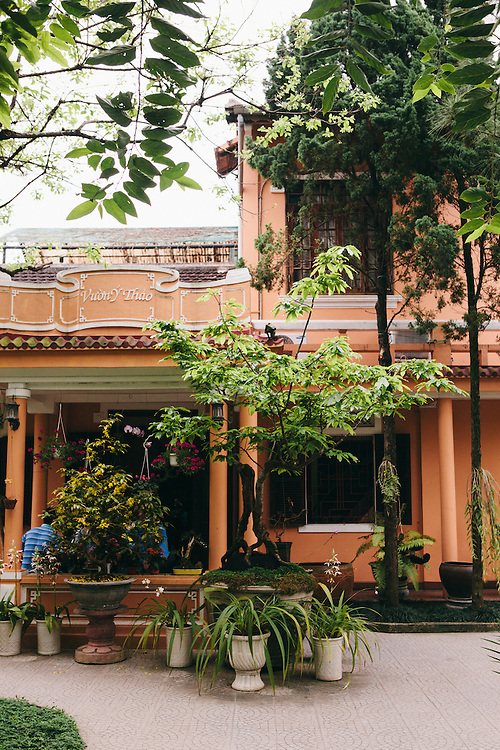 Y Thao Garden restuarant. Hue, Vietnam
