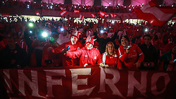 Torcida Colorada no estádio Beira-RioFOTO: Jefferson Bernardes/ Agência Preview