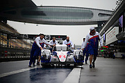 29th October - 1st November 2015. World Endurance Championship. 6 Hours of Shanghai.  Shanghai International Circuit, China. #2 TOYOTA RACING, TOYOTA TS 040 - HYBRID, Alexander WURZ, Stéphane SARRAZIN, Mike CONWAY
