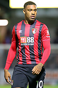Bournemouth midfielder Jordon Ibe during the EFL Cup match between Burton Albion and Bournemouth at the Pirelli Stadium, Burton upon Trent, England on 25 September 2019.