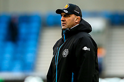 Exeter Chiefs Team Manager Tony Walker - Mandatory by-line: Robbie Stephenson/JMP - 08/12/2019 - RUGBY - AJ Bell Stadium - Manchester, England - Sale Sharks v Exeter Chiefs - Heineken Champions Cup