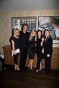 KRISTINA LENKO, MATT EVERS, SUZANNE SHAW  AND FRANKIE POULTNEY, Bingo Lotto launch party. Soho Hotel Richmond Mews. London. 29 February 2008.  *** Local Caption *** -DO NOT ARCHIVE-© Copyright Photograph by Dafydd Jones. 248 Clapham Rd. London SW9 0PZ. Tel 0207 820 0771. www.dafjones.com.