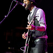 COLUMBIA, MD - May 11th,  2013 -   Gary Clark, Jr. performs on the Main Stage at the 2013 Sweetlife Music and Food Festival at Merriweather Post Pavilion in Columbia, MD.  (Photo by Kyle Gustafson/For The Washington Post)