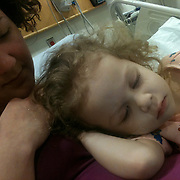 On December 27, 2012 two year old Holly Larue Frizzelle was diagnosed with Acute Lymphoblastic Leukemia. What began as a stomach ache and visit to her regular pediatrician led to a hospital admission, transport to the University of North Carolina Children's Hospital, and more than two years of treatment.