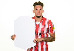2018/19 Fifa Ultimate Team (FUT) - Lincoln City's Kellan Gordon<br /> <br /> Picture: Chris Vaughan Photography for Lincoln City<br /> Date: September 13, 2018