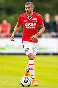 UITGEEST - 09-07-2016, AZ - FC Volendam, Complex FC Uitgeest, 8-1, AZ speler Dabney dos Santos Souza