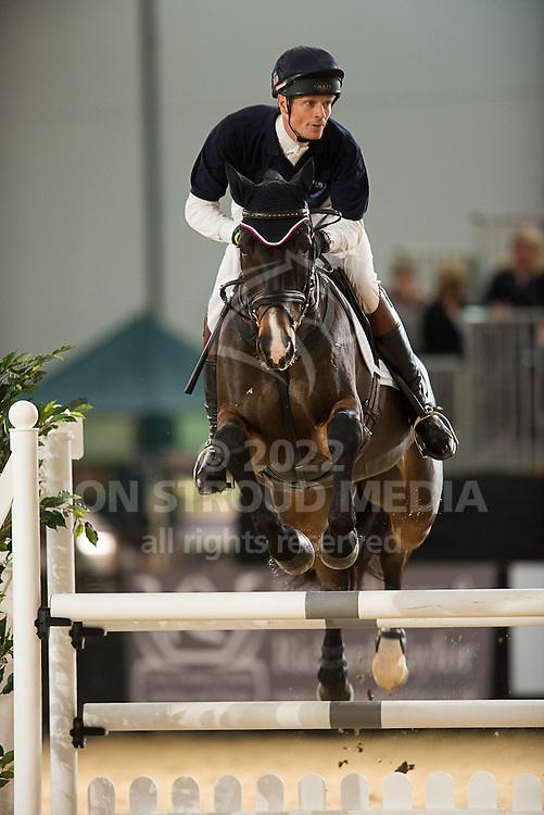 William Fox-Pitt (GBR) & Real Dancer - SJ - Express Eventing - Horse World Live - ExCel London - 17 November 2012