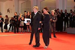 74 Mostra Venezia Film Festival Red carpet premio alla carriera a Jane Fonda, Robert Redford. 01 Sep 2017 Pictured: Jane Fonda , Robert Redford. Photo credit: Fotogramma / MEGA TheMegaAgency.com +1 888 505 6342