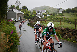 Ellen van Dijk (NED) helps Team Sunweb control the race at OVO Energy Women's Tour 2018 - Stage 5, a 122 km road race from Dolgellau to Colwyn Bay, United Kingdom on June 17, 2018. Photo by Sean Robinson/velofocus.com