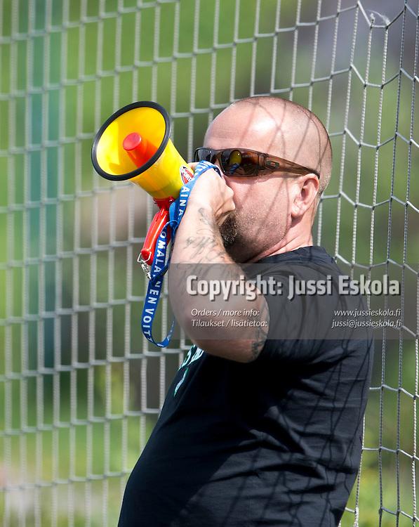 G13. TiPS/Timantit - OPS-J. Helsinki Cup. 13.7.2012. Photo: Jussi Eskola
