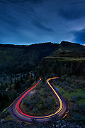 Rowena Crest Viewpoint, Mosier, OR.