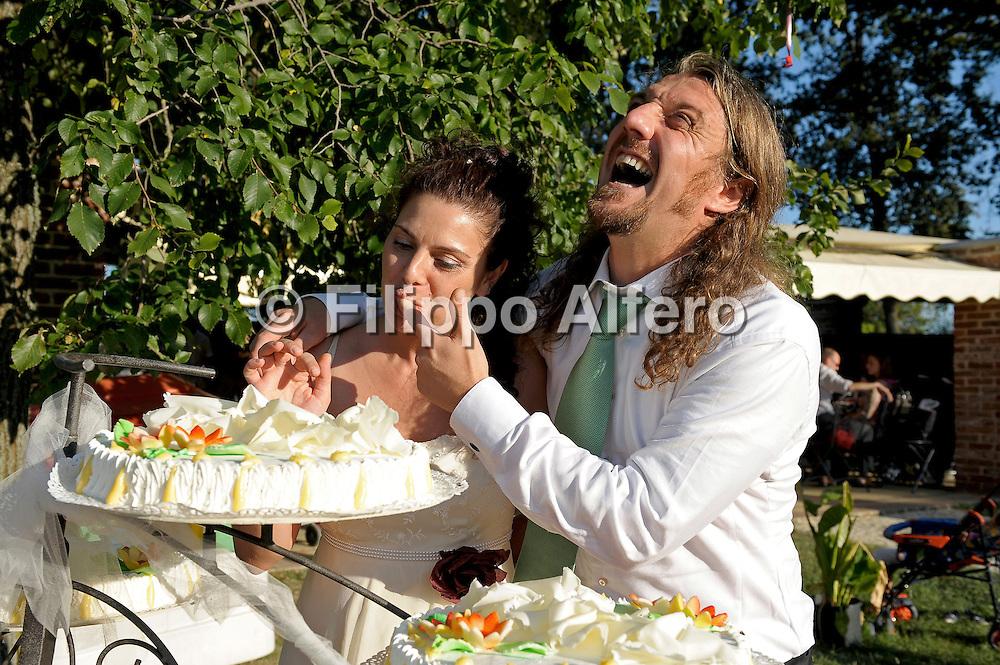 &copy; Filippo Alfero<br /> Lia e Alan<br /> Poirino (TO) - 06/09/2009