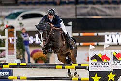Oplatek Andrzej, POL, Conthinder<br /> Stuttgart - German Masters 2019<br /> © Hippo Foto - Stefan Lafrentz<br /> 14/11/2019