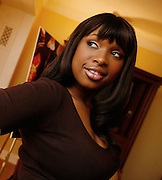 Actress/Singer Jennifer Hudson