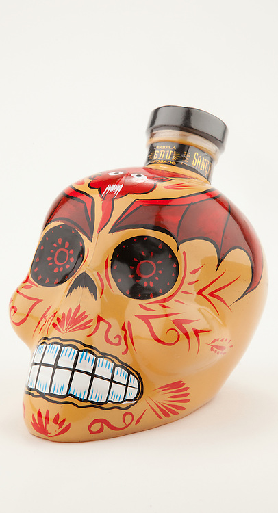 Sangre de Vida Tequila Reposado -- Image originally appeared in the Tequila Matchmaker: http://tequilamatchmaker.com