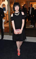 Fendi New Bond Street store Anniversary Party at New Bond Street, London on Thursday 4  May 2015