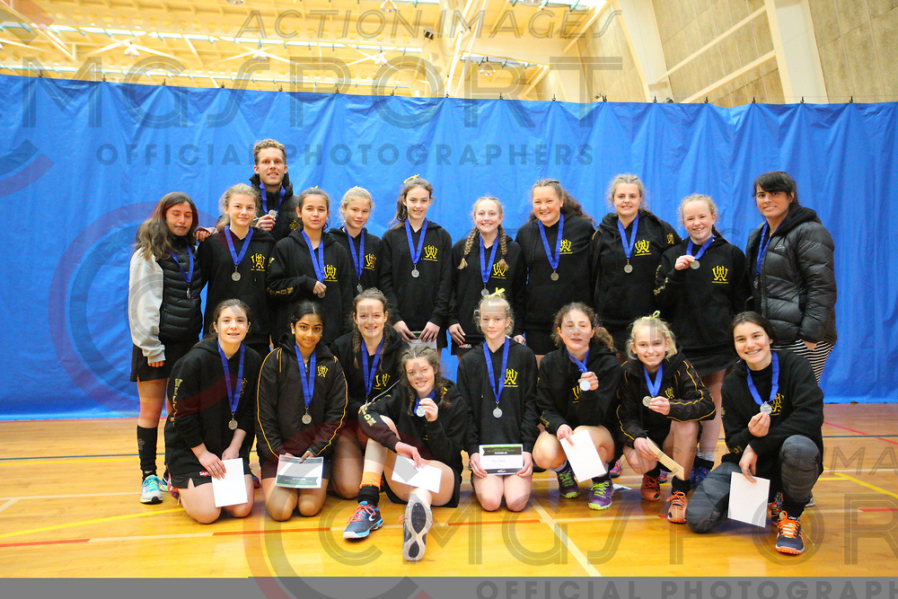 2017 National Under 15 Girls Championship Tournament<br /> AWARD CEREAMONY<br /> Timaru<br /> October 10 2017<br /> Photo by CMGSPORT<br /> www.cmgsport.co.nz