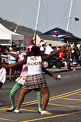 Originally an after party leading into days of Carnival parades, music, and contests, today's J'Ouvert starts at 4 and carries on well into the morning.