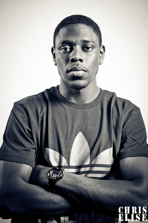 15 June 2011: Philadelphia Sixers Jrue Holyday during a portrait shooting for french basketball magazine Reverse, at Park Hyatt hotel, in Paris, France.