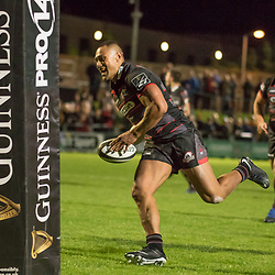 Edinburgh Rugby v Dragons | Pro-14 | 8 September 2017.