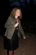Stephanie Theobalds. Remi and Olivier Krug host the Krug Rose celebration. Debenham Place, 8 Addison Rd. London W14. 28 June 2005. ONE TIME USE ONLY - DO NOT ARCHIVE  © Copyright Photograph by Dafydd Jones 66 Stockwell Park Rd. London SW9 0DA Tel 020 7733 0108 www.dafjones.com