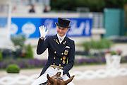 Sanneke Rothenberger - Favourit<br /> World Equestrian Festival, CHIO Aachen 2013<br /> © DigiShots