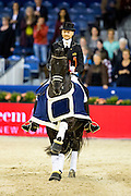 Edward Gal - Glock's Voice<br /> Reem Acra FEI World Cup Grand Prix<br /> Jumping Amsterdam 2016<br /> © DigiShots