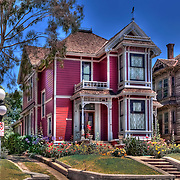 Angelino Heights_Victorian Houses
