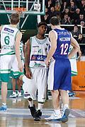 DESCRIZIONE : Avellino Lega A 2011-12 Sidigas Avellino Bennet Cantu<br /> GIOCATORE : Marques Green Nicolas Mazzarino<br /> SQUADRA : Sidigas Avellino Bennet Cantu<br /> EVENTO : Campionato Lega A 2011-2012<br /> GARA : Sidigas Avellino Bennet Cantu<br /> DATA : 04/03/2012<br /> CATEGORIA : ritratto fair play<br /> SPORT : Pallacanestro<br /> AUTORE : Agenzia Ciamillo-Castoria/A.De Lise<br /> Galleria : Lega Basket A 2011-2012<br /> Fotonotizia : Avellino Lega A 2011-12 Sidigas Avellino Bennet Cantu<br /> Predefinita :