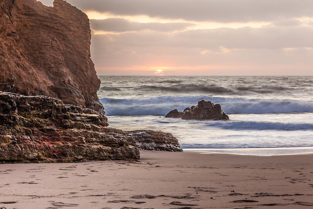 Panther Beach, California