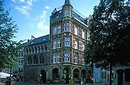 DEU, Germany, Aachen, the Grashaus at the Fishmarket....DEU, Deutschland, Aachen, das Grashaus am Fischmarkt ........