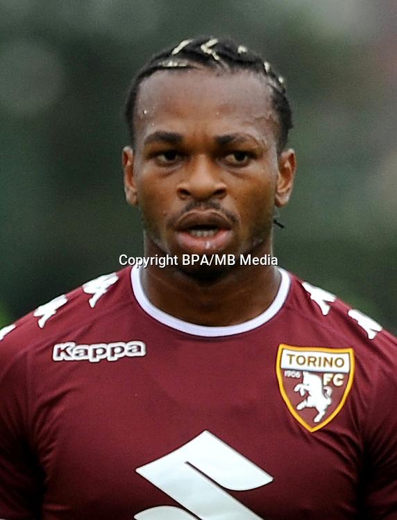Italian League Serie A -2016-2017 / <br /> ( Torino FC ) - <br /> Joel Chukwuma Obi &quot; Joel Obi &quot;