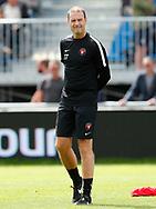 FODBOLD: Cheftræner Jess Thorup (FC Midtjylland) inden kampen i ALKA Superligaen mellem FC Helsingør og FC Midtjylland den 6. august 2017 på Helsingør Stadion. Foto: Claus Birch