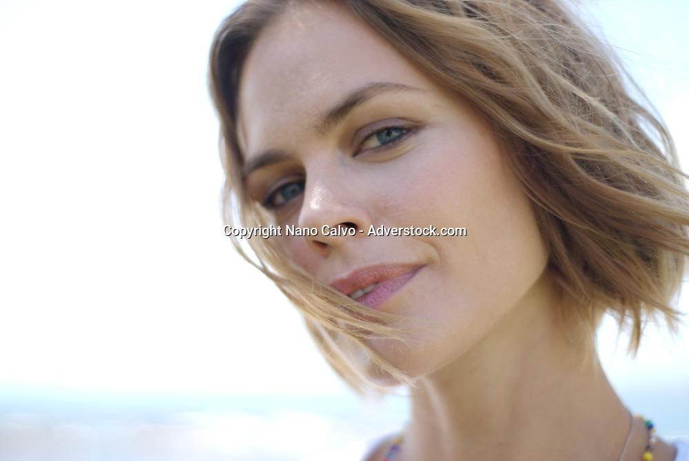 International Spanish Top Model Veronica Blume