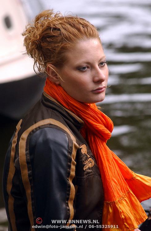 NLD/Amsterdam/20050808 - Deelnemers Sterrenslag 2005, Renate Schutte