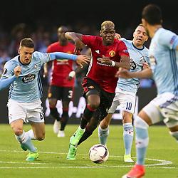 Celta Vigo v Manchester United | Europa League | 4 May 2017