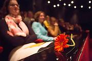 De vrouwen op de SGP Jongerendag krijgen op de Vrouwendag een bloem. In Utrecht wordt de SGP Jongerendag gehouden. Tijdens de jongerendag wordt dit jaar het thema veiligheid behandeld. De SGP heeft de grootste politieke jongerenpartij van Nederland.