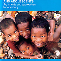 Unicef Latin American, Arguments and Approaches for Advocacy Report