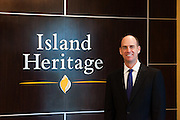 Annual report commercial photo for Island Heritage Insurance