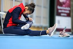 Franchesca Santi of Chile during Qualifications of Artistic Gymnastics FIG World Challenge Koper 2019, on May 30, 2019 in Arena Bonifika, Koper, Slovenia. Photo by Matic Klansek Velej/ Sportida