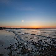 Today's  sunrise  at Narragansett Town Beach, Narragansett, RI,  June  13, 2013. #Sunrise #RhodeIsland #Beach #Surf #401