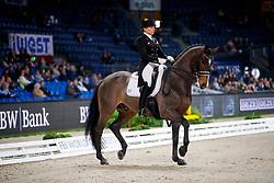 Krinke-Susmelj Marcela, SUI, Smeyers Molberg <br /> Stuttgart German Masters 2017<br /> © Hippo Foto - Dirk Caremans<br /> 17/11/17